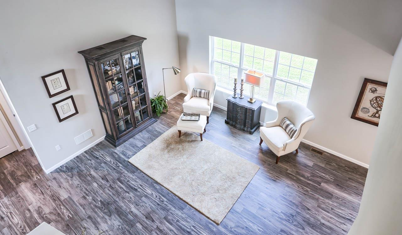 Living Area featured in the Fenmore By Landmark Homes  in Harrisburg, PA
