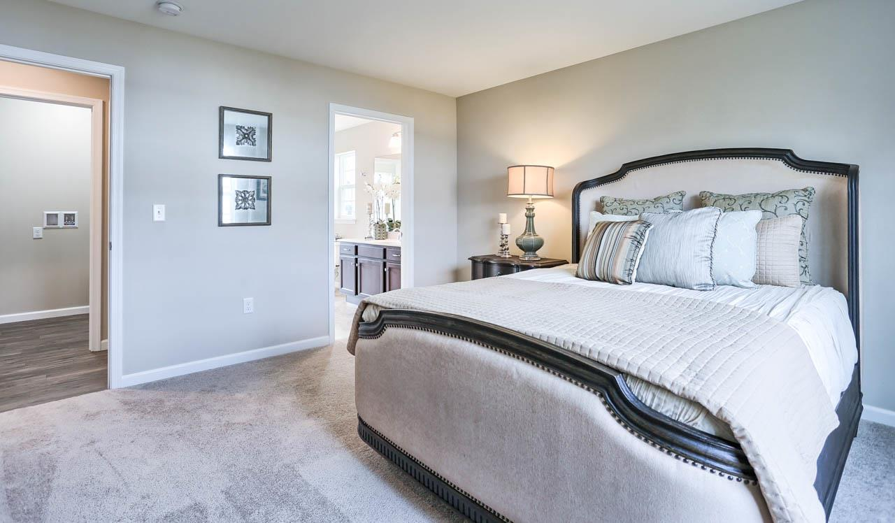 Bedroom featured in the Fenmore By Landmark Homes  in Harrisburg, PA
