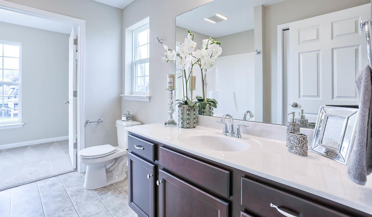 Bathroom featured in the Fenmore By Landmark Homes  in Harrisburg, PA