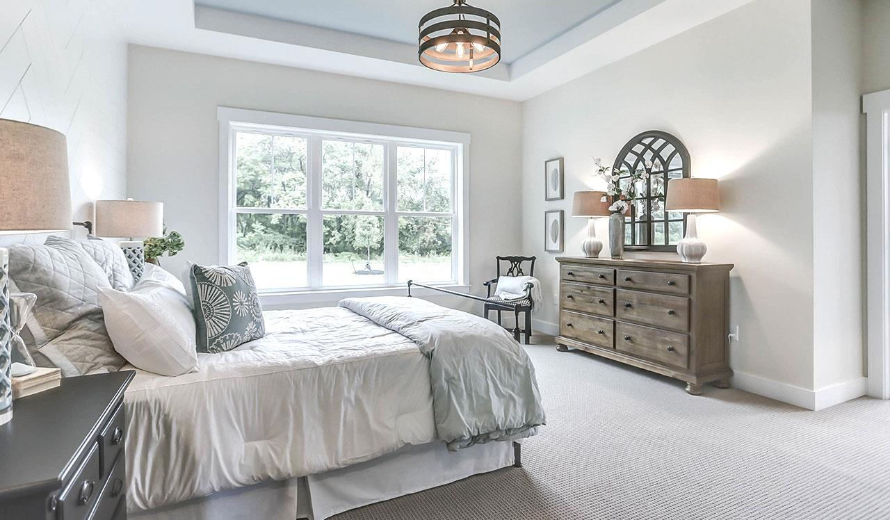 Bedroom featured in the Westminster By Landmark Homes  in Lancaster, PA