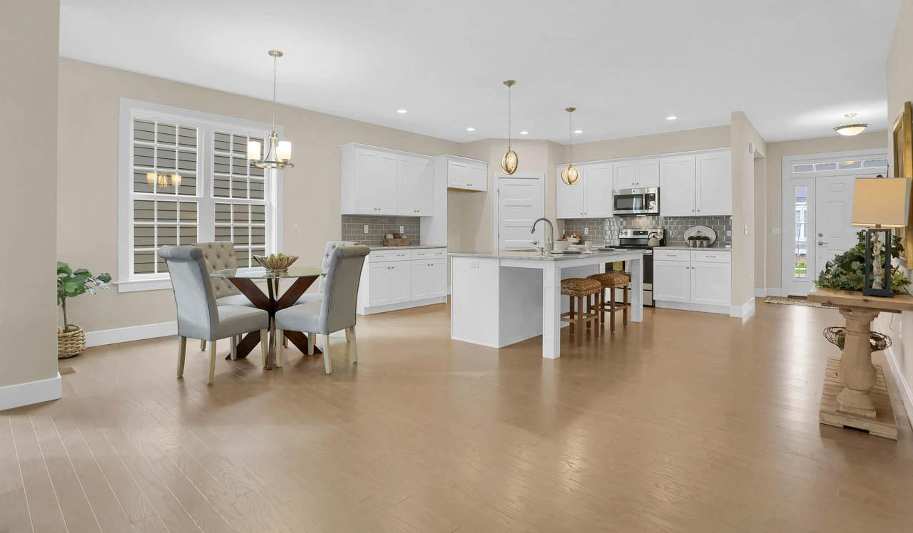 Kitchen featured in The Norfolk By Landmark Homes  in Lancaster, PA