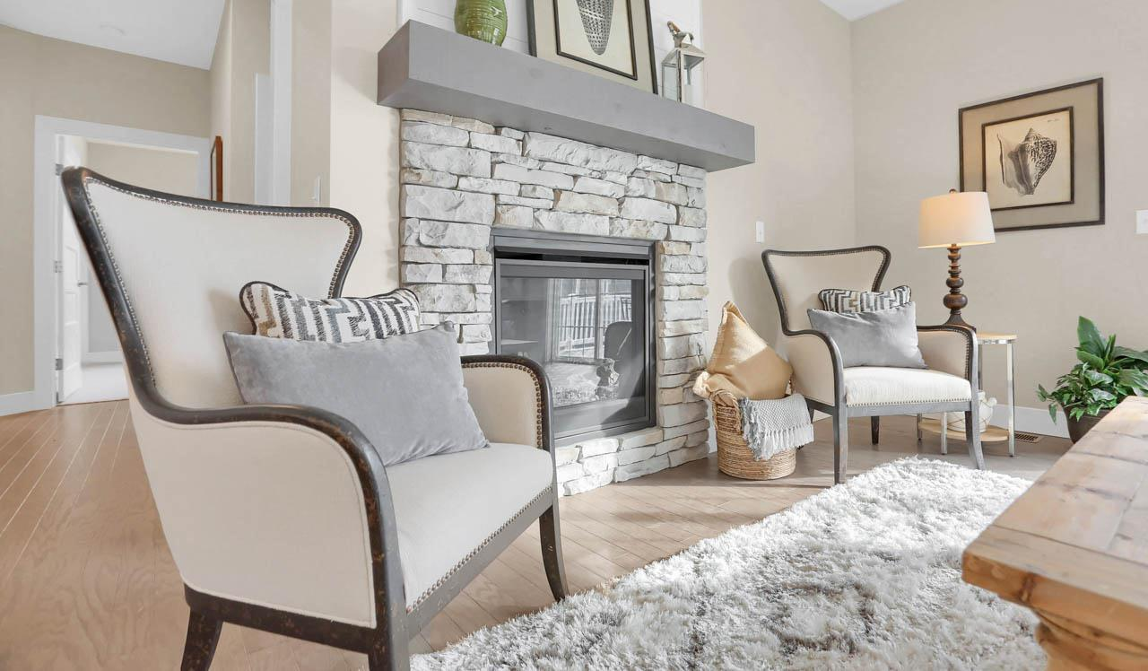 Living Area featured in The Norfolk By Landmark Homes  in Lancaster, PA