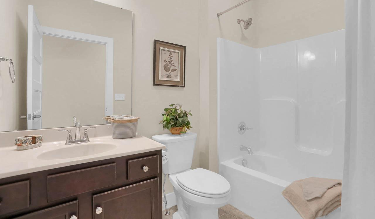 Bathroom featured in The Norfolk By Landmark Homes  in Lancaster, PA
