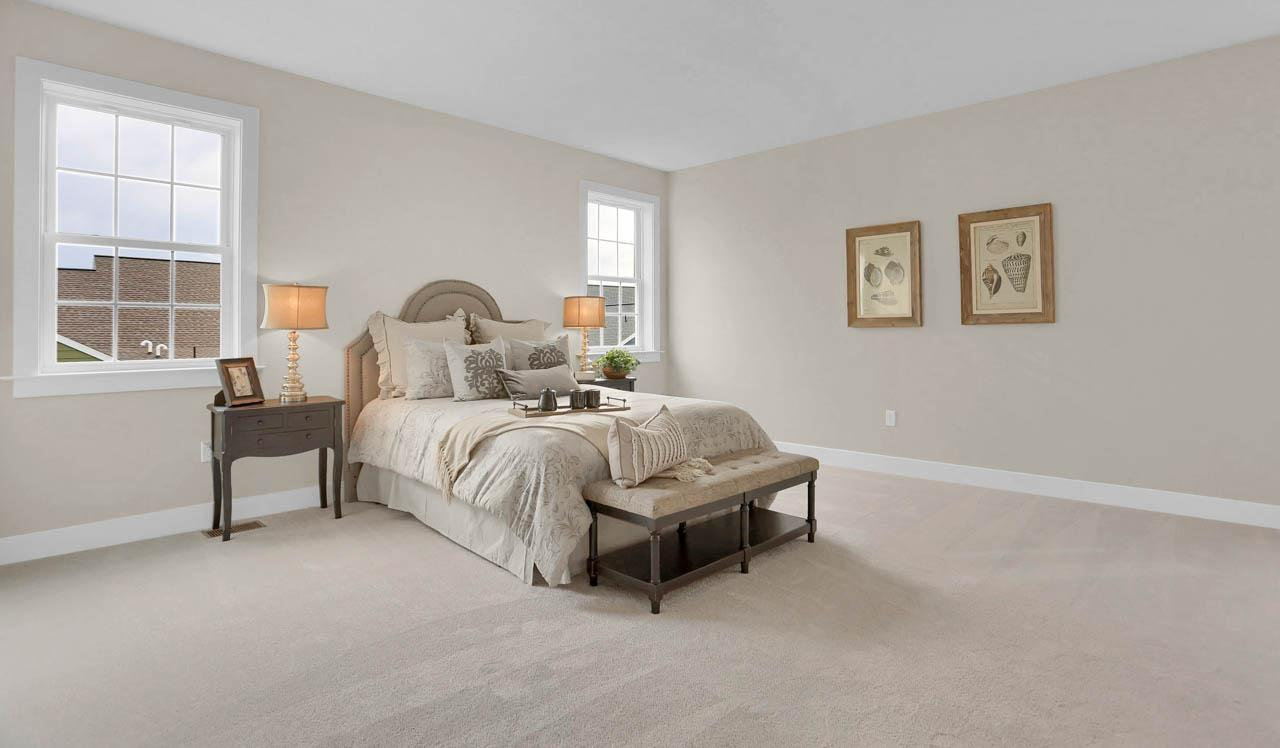 Bedroom featured in The Norfolk By Landmark Homes  in Lancaster, PA