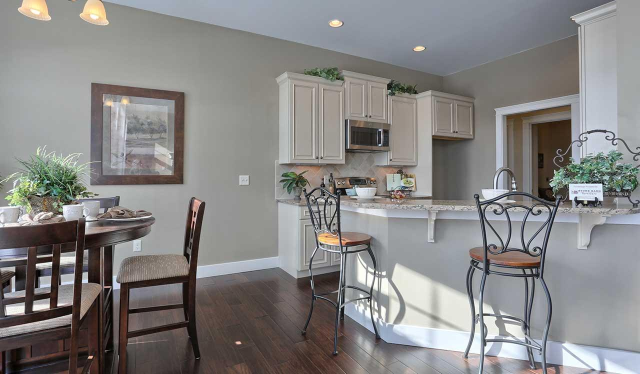 Kitchen featured in the Stonecroft By Landmark Homes  in Lancaster, PA