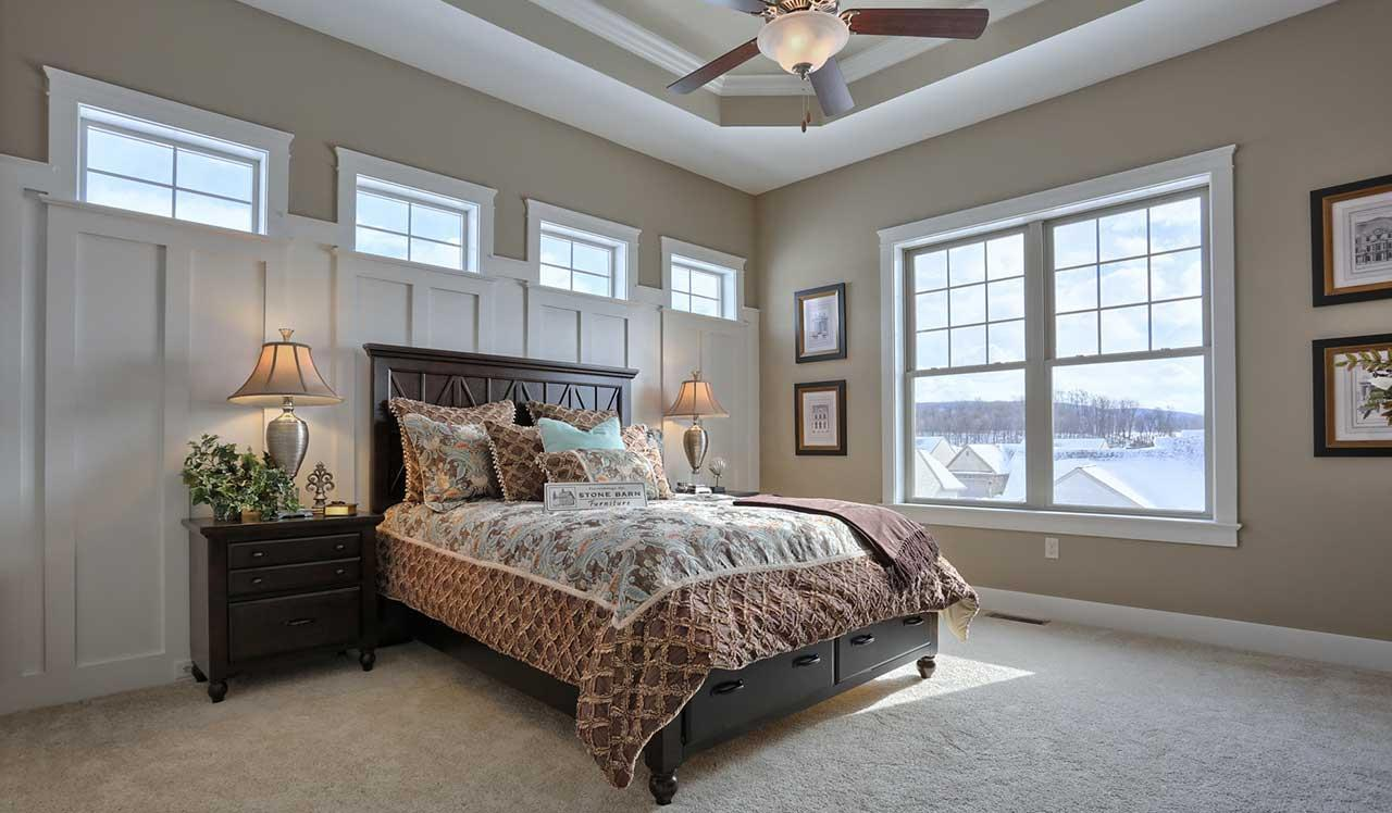 Bedroom featured in the Stonecroft By Landmark Homes  in Lancaster, PA