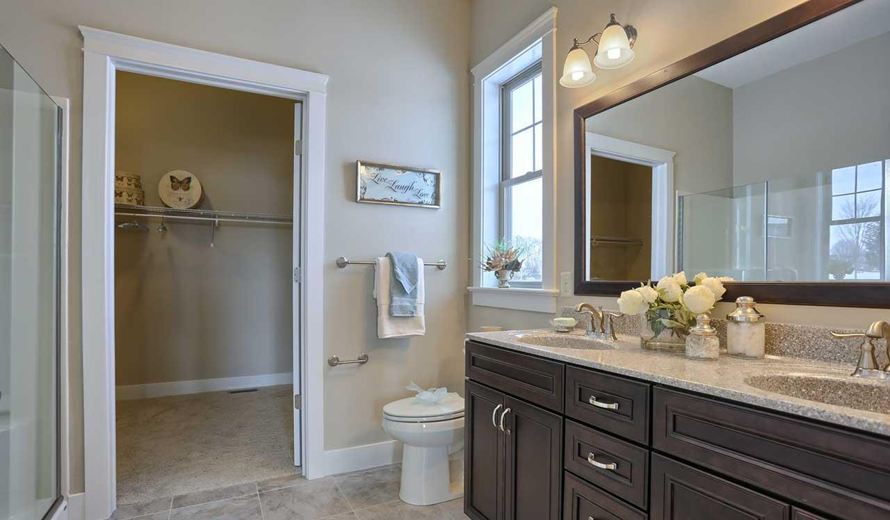 Bathroom featured in the Stonecroft By Landmark Homes  in Lancaster, PA