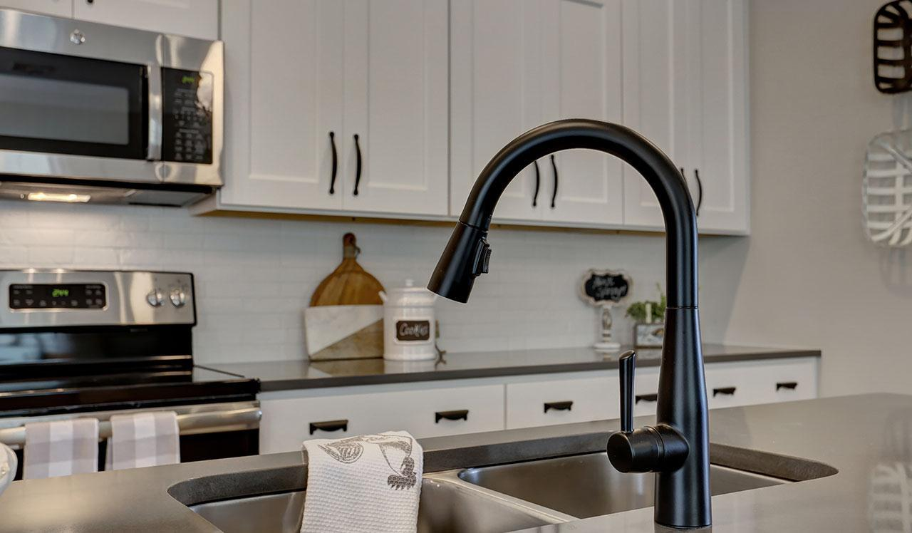 Kitchen featured in The Thorndale By Landmark Homes  in Lancaster, PA