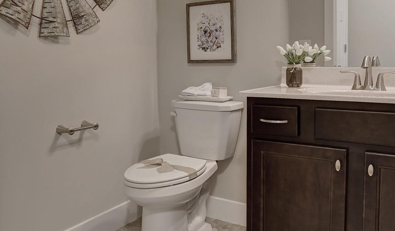 Bathroom featured in The Thorndale By Landmark Homes  in Lancaster, PA