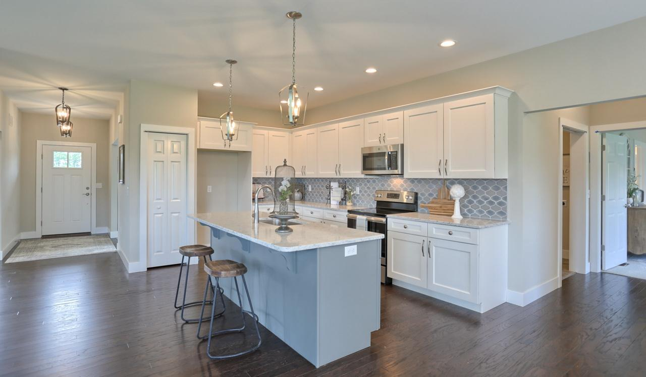 Kitchen featured in the Norton By Landmark Homes  in Harrisburg, PA