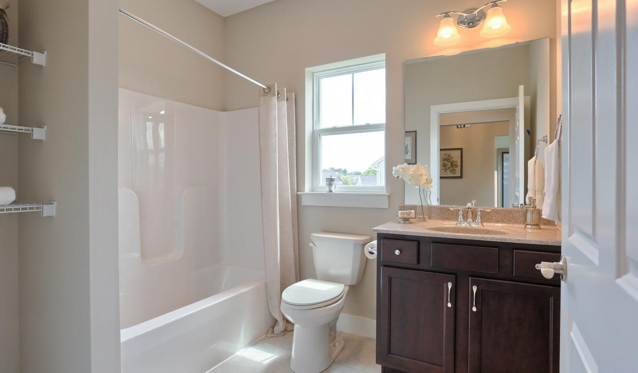 Bathroom featured in the Norton By Landmark Homes  in Harrisburg, PA