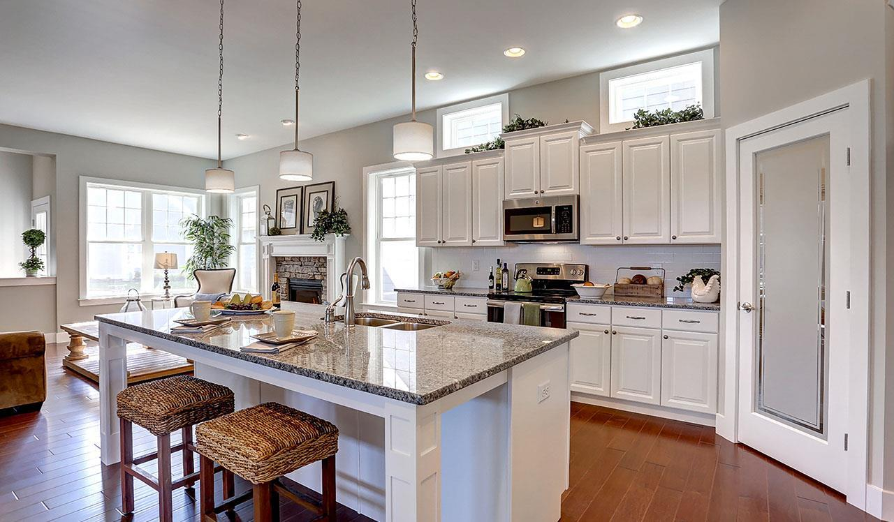 Kitchen featured in The Winston By Landmark Homes  in Lancaster, PA