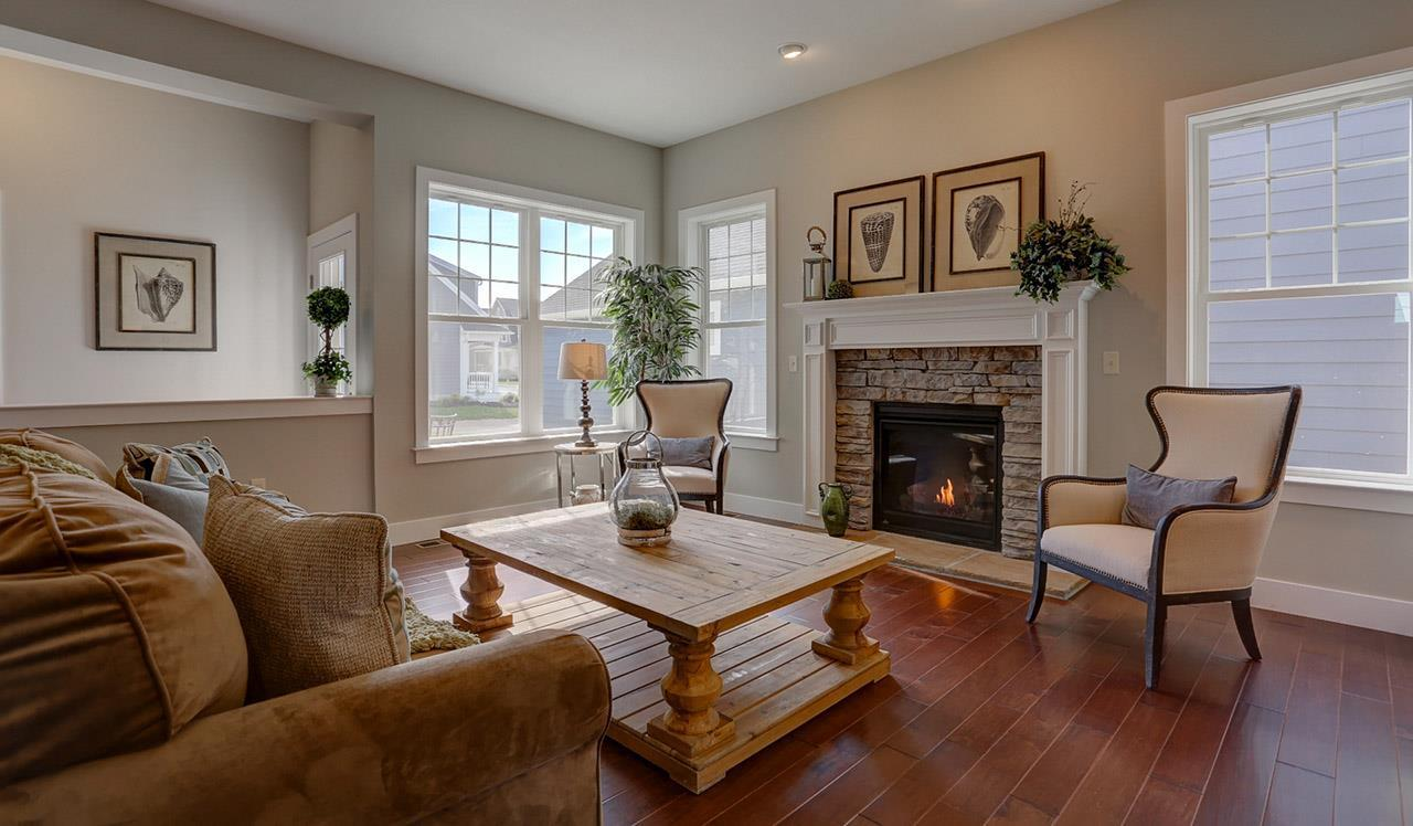 Living Area featured in The Winston By Landmark Homes  in Lancaster, PA