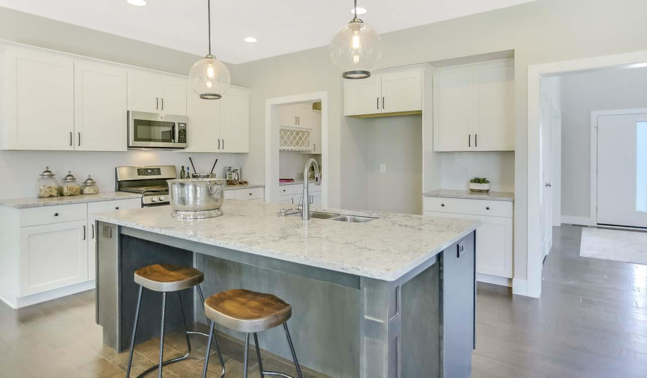 Kitchen featured in the Wesley By Landmark Homes  in Lancaster, PA