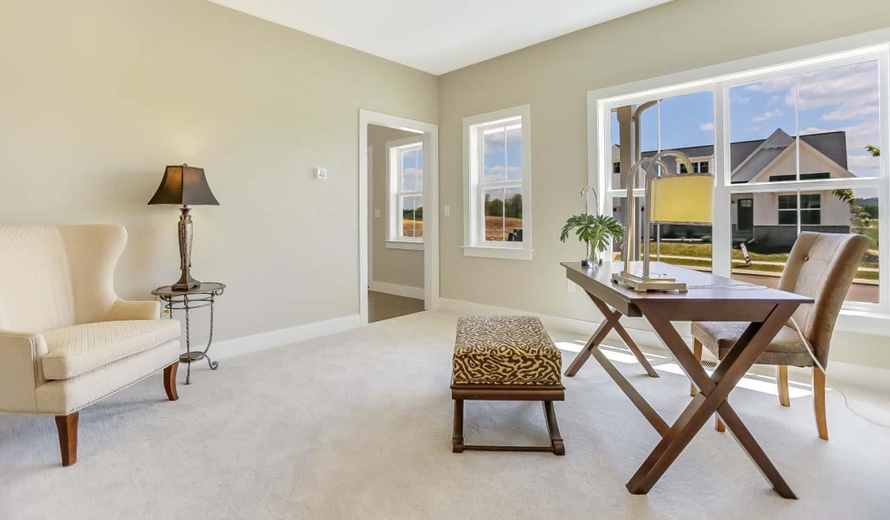 Living Area featured in the Wesley By Landmark Homes  in Lancaster, PA