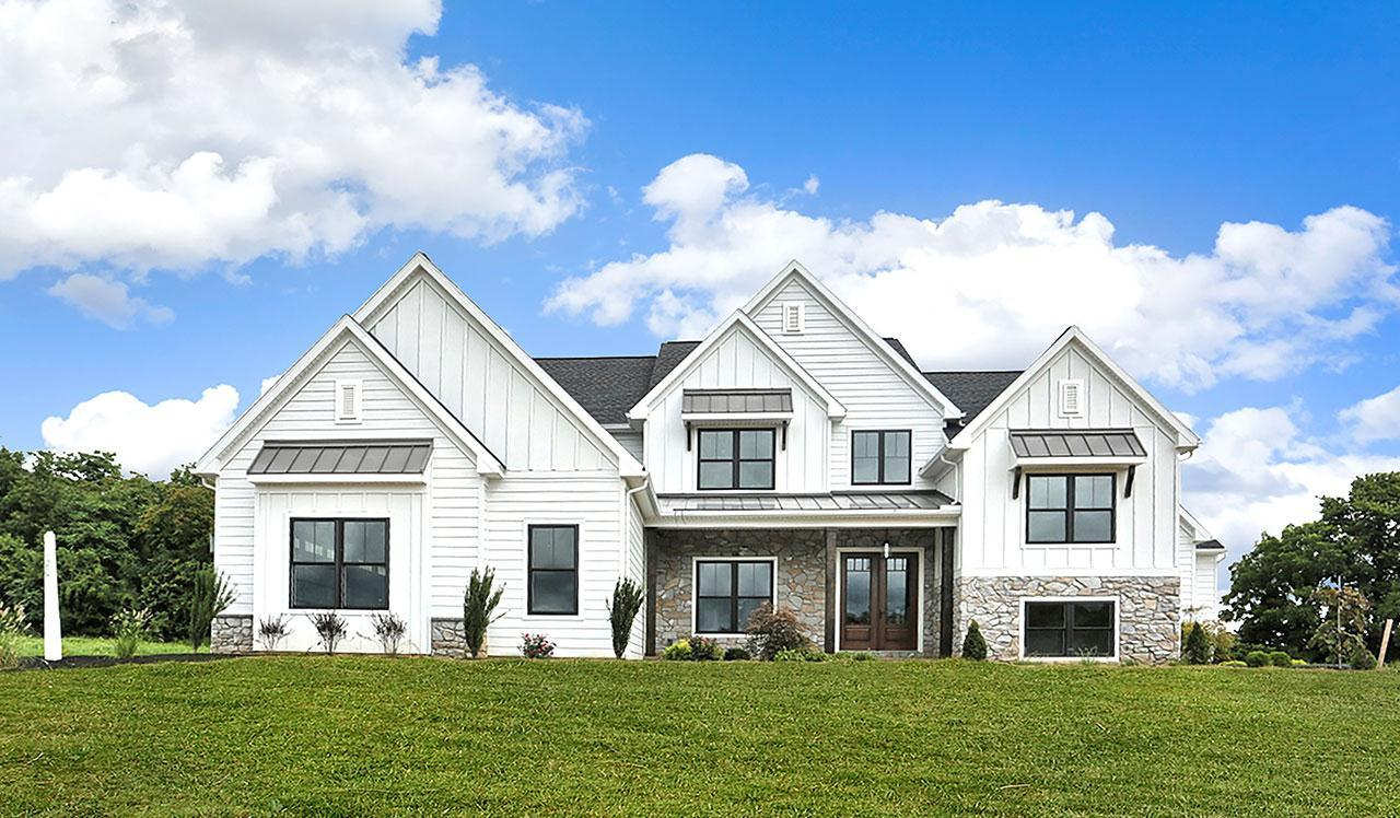 Exterior featured in the Westminster By Landmark Homes  in York, PA