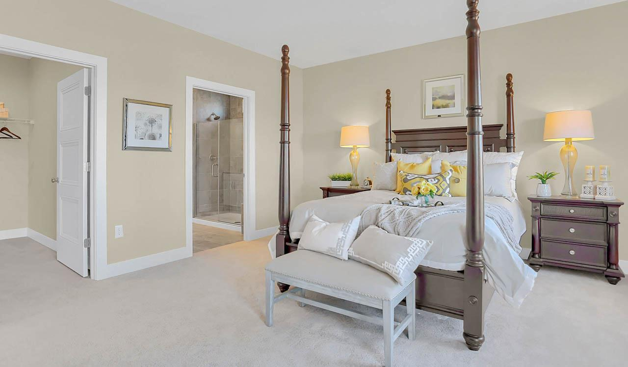 Bedroom featured in the Atworth By Landmark Homes  in Reading, PA