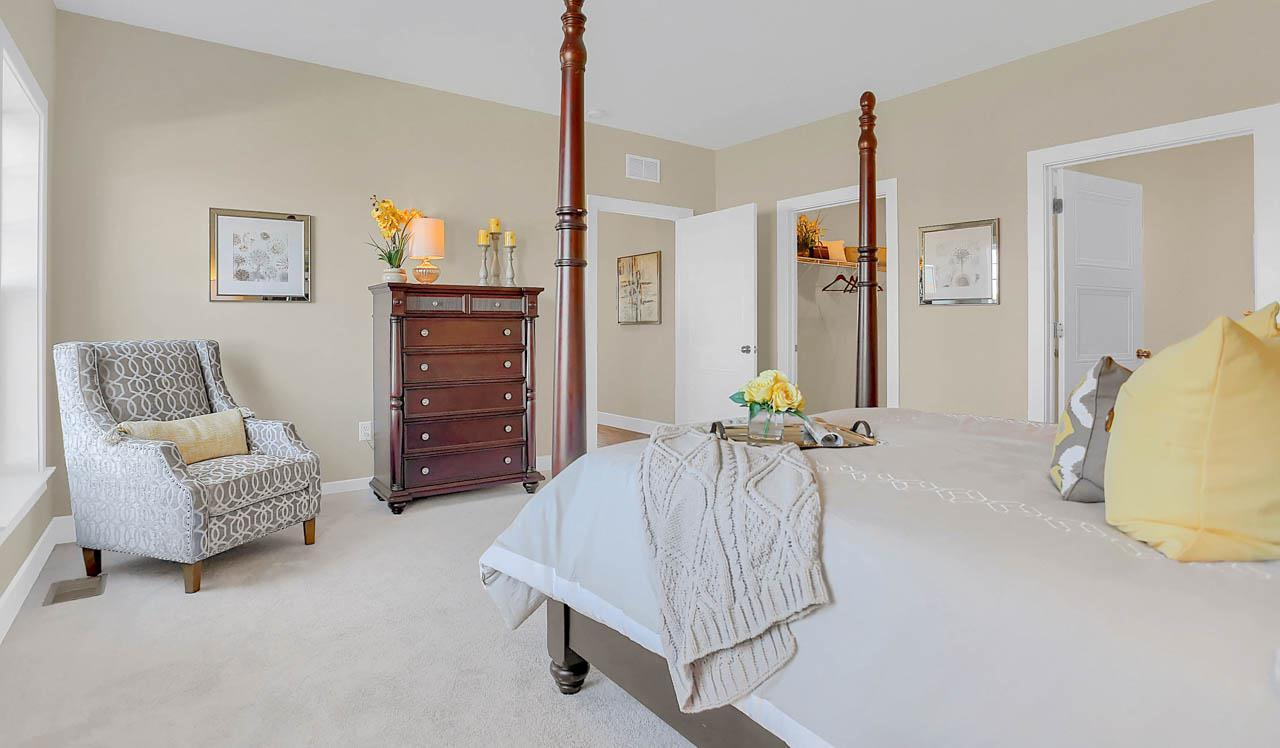 Bedroom featured in the Atworth By Landmark Homes  in Harrisburg, PA