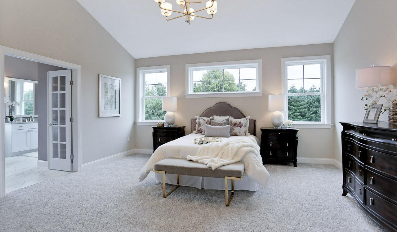 Bedroom featured in the Silverbrooke By Landmark Homes  in Harrisburg, PA