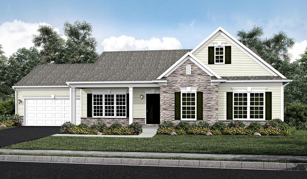 Exterior featured in the Glenville By Landmark Homes  in Reading, PA