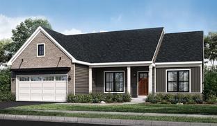 Morrison - Cortland Park 55+ Living: Mechanicsburg, Pennsylvania - Landmark Homes