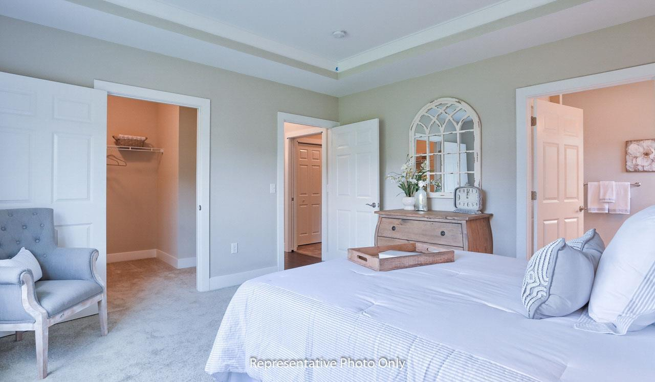 Bedroom featured in the Morrison By Landmark Homes  in Reading, PA
