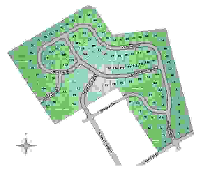 Greystone Crossing New Home Community in Lebanon PA