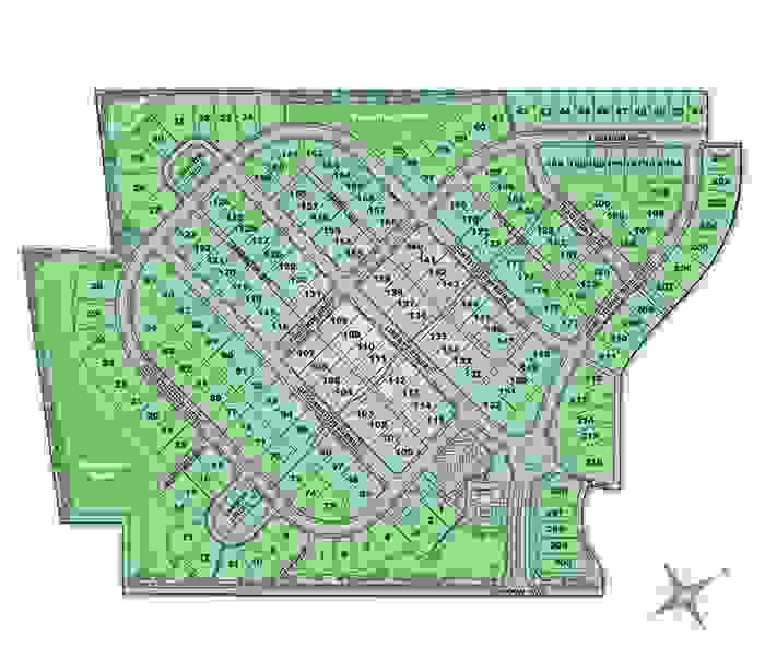 Home Towne Square 55+ Community in Ephrata PA