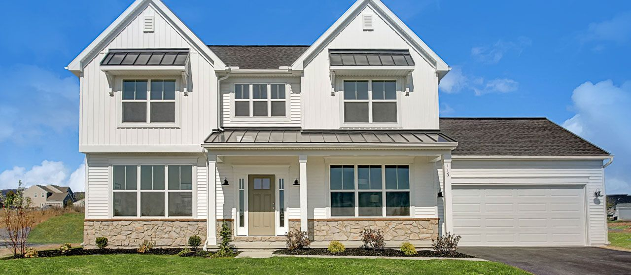 'Carriage Hill' by Landmark Homes in Lancaster