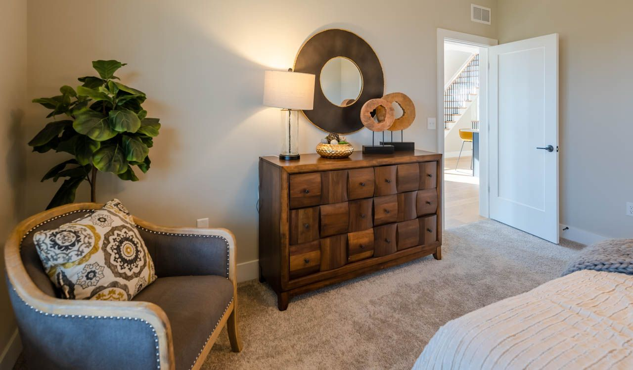 Bedroom featured in the Avery  By Landmark Homes  in Harrisburg, PA