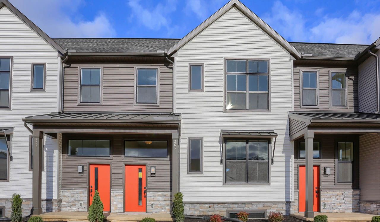 Exterior featured in the Palmer By Landmark Homes  in Harrisburg, PA