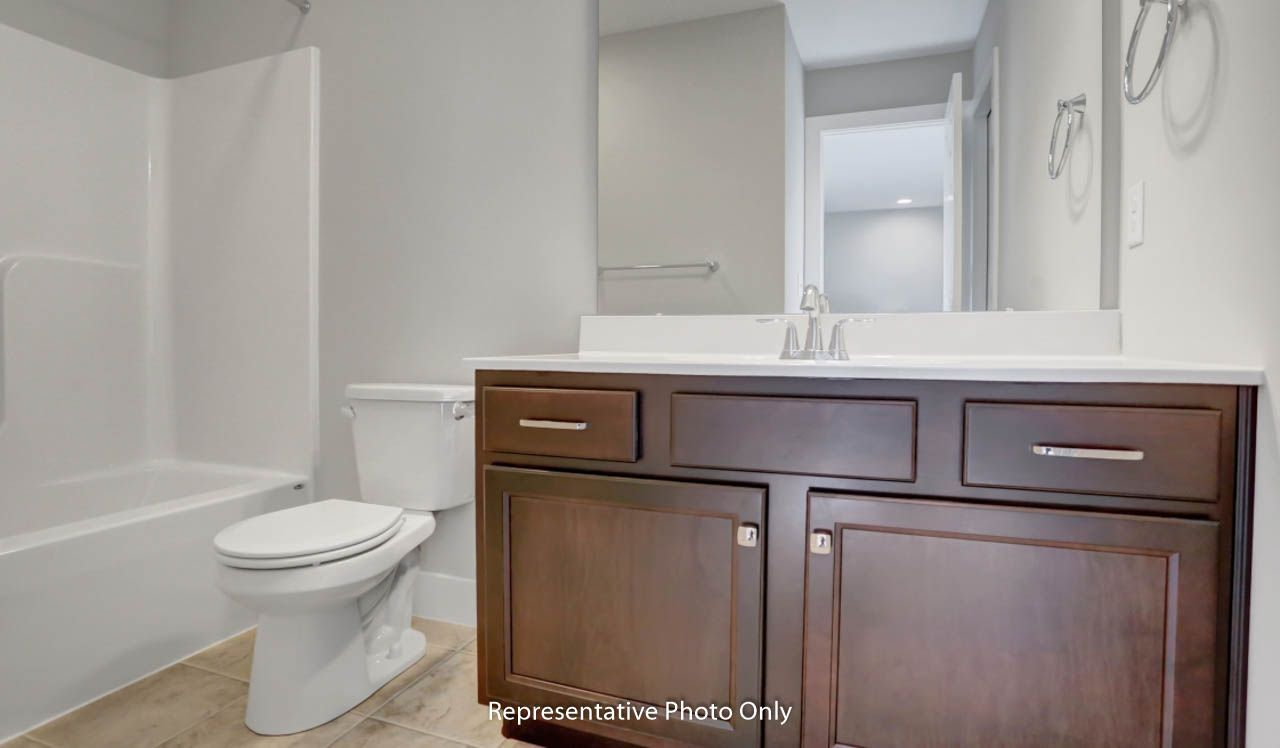 Bathroom featured in the Palmer By Landmark Homes  in Harrisburg, PA