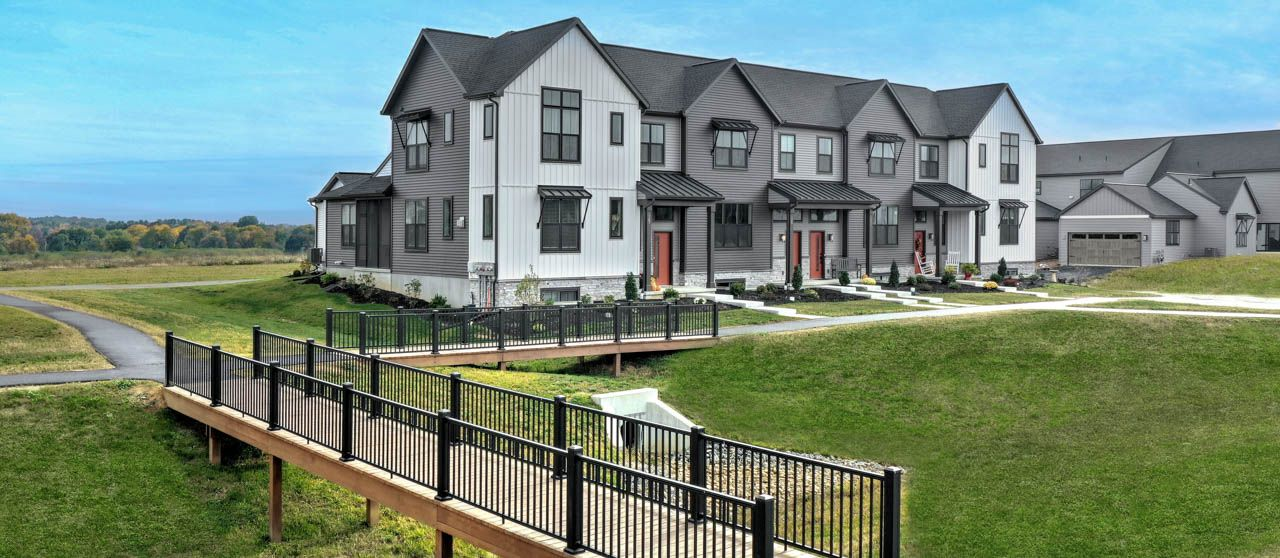 'Madison Court at Legacy Park' by Landmark Homes in Harrisburg