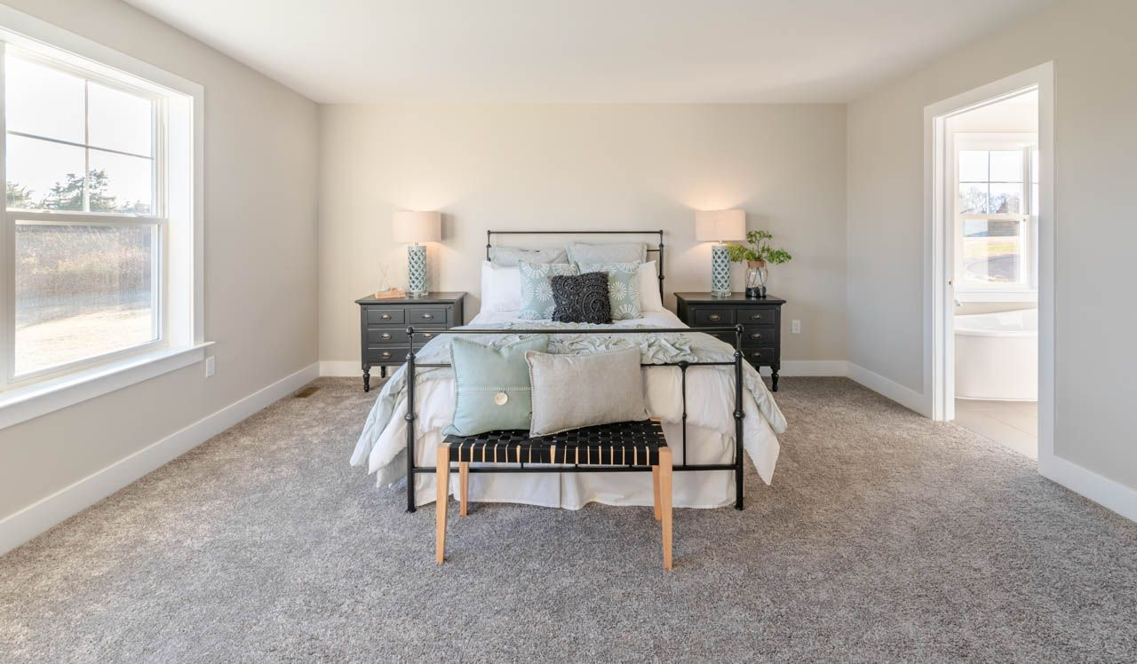 Bedroom featured in the Kingston By Landmark Homes  in Lancaster, PA