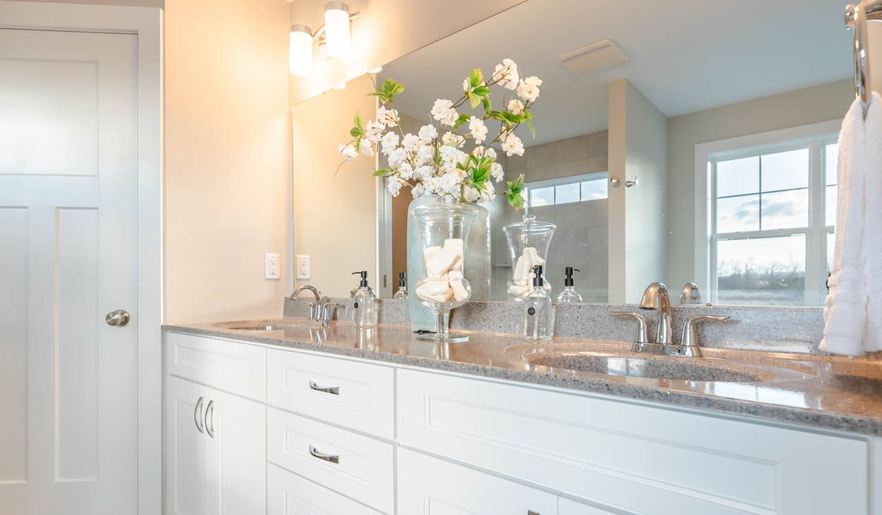 Bathroom featured in the Kingston By Landmark Homes  in Lancaster, PA
