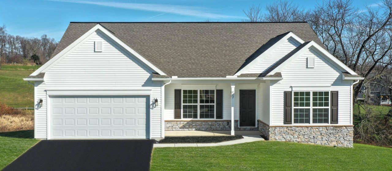 'Sweetbriar 55+ Living' by Landmark Homes in Harrisburg
