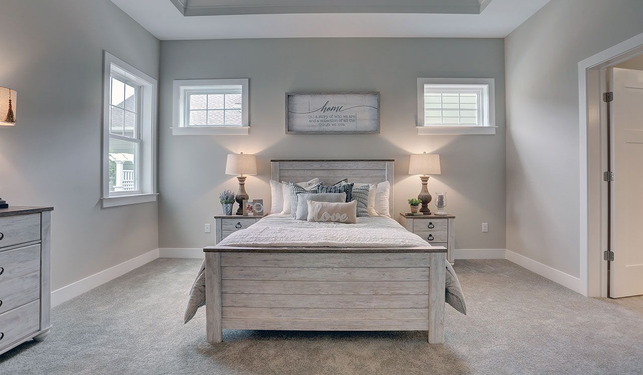 Bedroom featured in The Mapleton By Landmark Homes  in Lancaster, PA