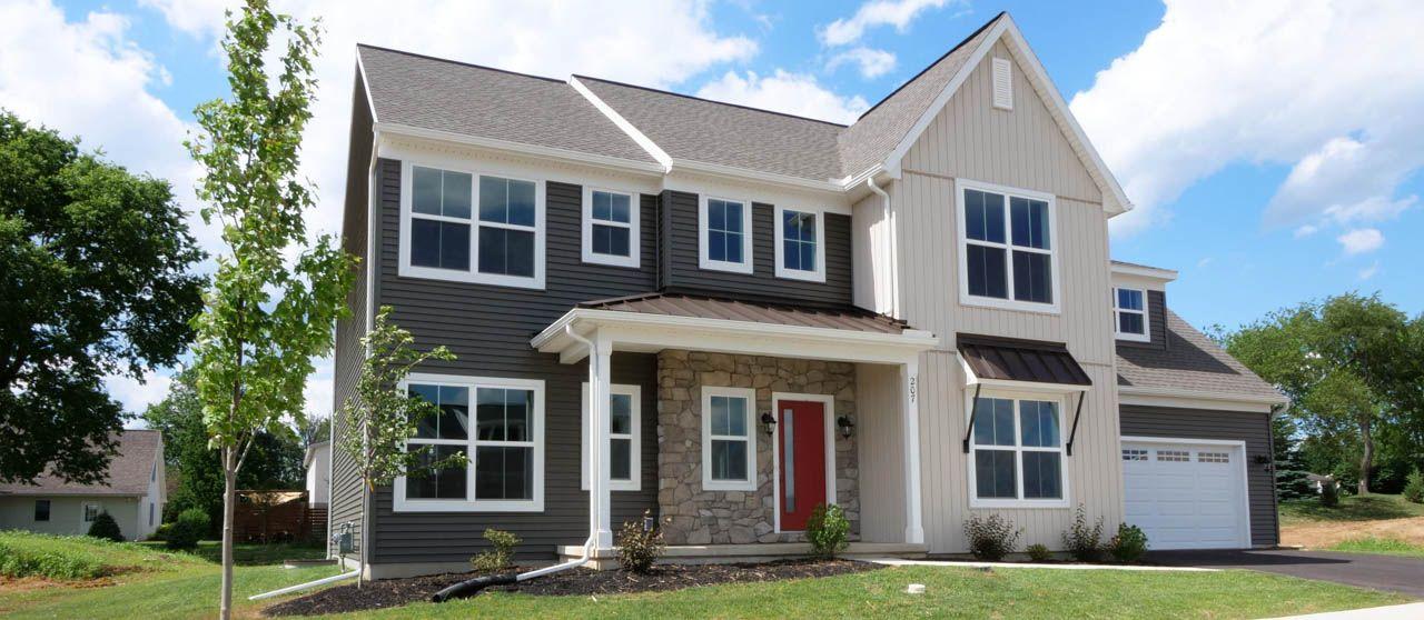 'Wright's Landing at Legacy Park' by Landmark Homes in Harrisburg