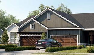 Carrington Townhome - Cortland Park 55+ Living: Mechanicsburg, Pennsylvania - Landmark Homes