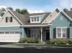 Bennett - Mountain View Estates: Carlisle, Pennsylvania - Landmark Homes