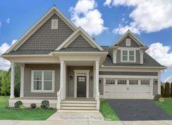 The Plymouth - Home Towne Square 55+ Living: Ephrata, Pennsylvania - Landmark Homes