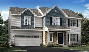 Lawrence - Wright's Landing at Legacy Park: Mechanicsburg, Pennsylvania - Landmark Homes