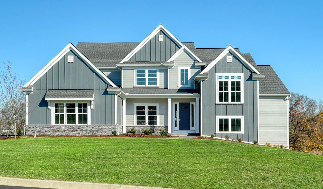 Exterior featured in the Sullivan By Landmark Homes  in Lancaster, PA