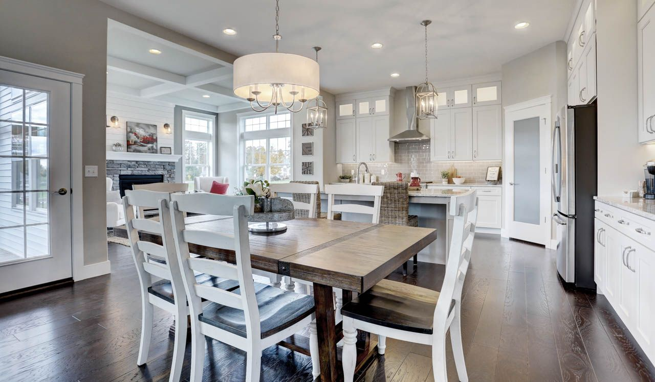 Kitchen featured in the Sullivan By Landmark Homes  in Harrisburg, PA