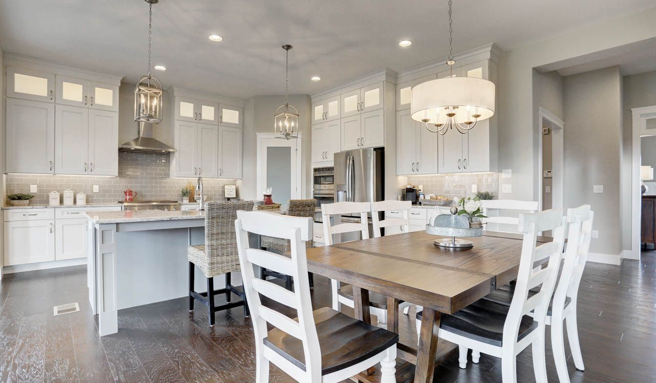 Kitchen featured in the Sullivan By Landmark Homes  in Lancaster, PA