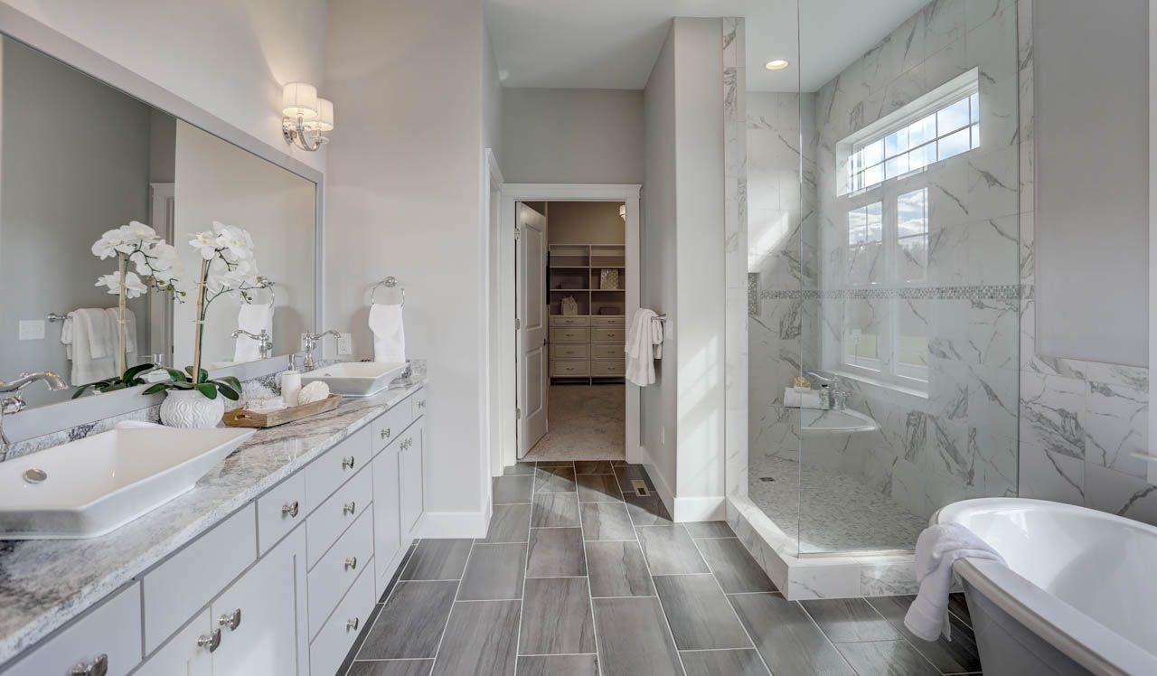 Bathroom featured in the Sullivan By Landmark Homes  in Harrisburg, PA