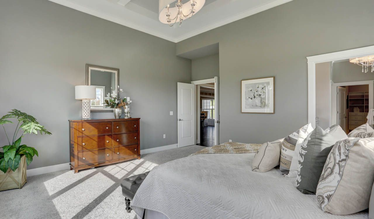 Bedroom featured in the Sullivan By Landmark Homes  in Harrisburg, PA