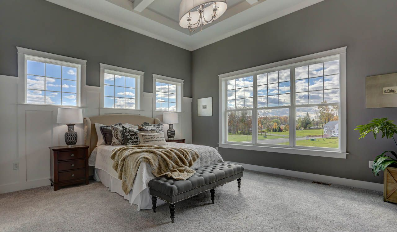 Bedroom featured in the Sullivan By Landmark Homes  in Lancaster, PA