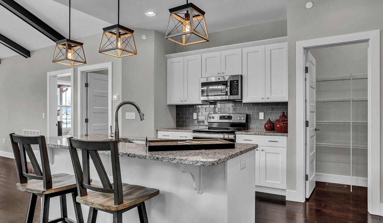 Kitchen featured in the Avery  By Landmark Homes  in Harrisburg, PA