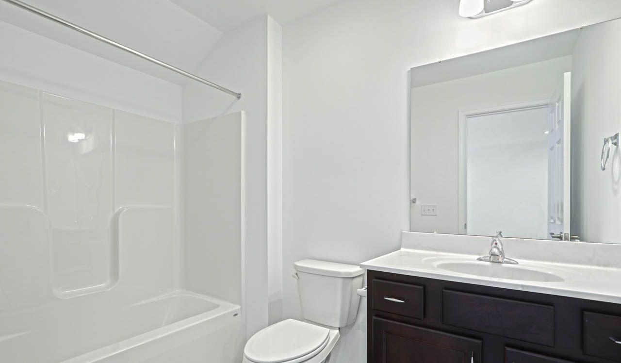 Bathroom featured in the Millstone Townhome By Landmark Homes  in Harrisburg, PA